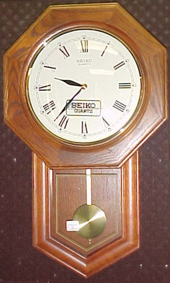 Russacks Jewellers Clocks Page